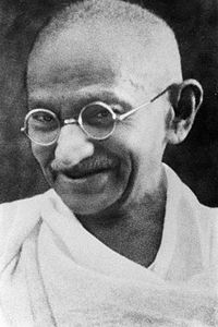 Customer Expert: Mahatma Gandhi by wikipedia.org posted by Maggie Mongan, Business Rescue Coach of Brilliant Breakthroughs, Inc.